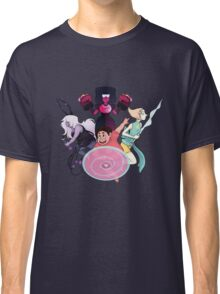 Steven and the Crystal Gems Classic T-Shirt