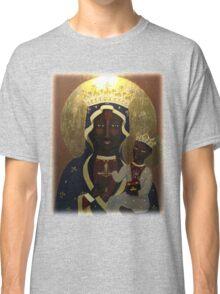 The Black Madonna Classic T-Shirt