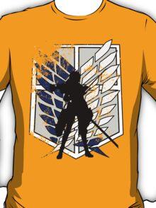 Attack on titan - Eren's fight T-Shirt