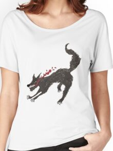 Big Bad Wolfie Women's Relaxed Fit T-Shirt