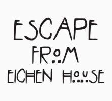 Eichen House by AnnieDoesArt
