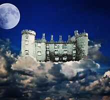 Castle in the Sky (Childhood Memories) [Moon Version] by Denise Abé