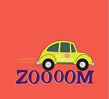 Zoooom! by johnandwendy