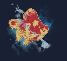 Star Fish Red by iamsla