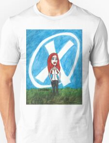 X - Marks The Scully T-Shirt