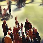 gathering in Trafagar by Billyd21c