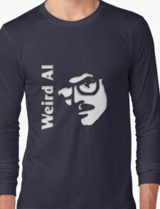 Weird Al Long Sleeve T-Shirt