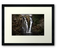Valley Of Desolation Framed Print