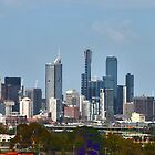 Melbourne, what a city by LDP30