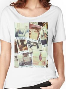 polaroids Women's Relaxed Fit T-Shirt