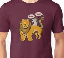 Wait...what? Unisex T-Shirt