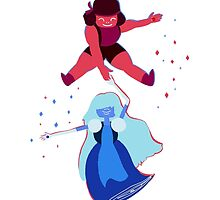 Ruby and Sapphire by hperson