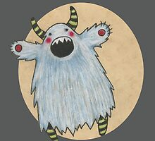 Siegfried, the Monster by kelly anne dalton