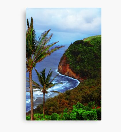Real Nature- Hawii Canvas Print