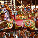 Carousel Colours by Susan Bailey