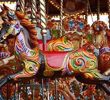 Carousel Colours by Susan Bailey