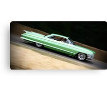 An American Classic Canvas Print