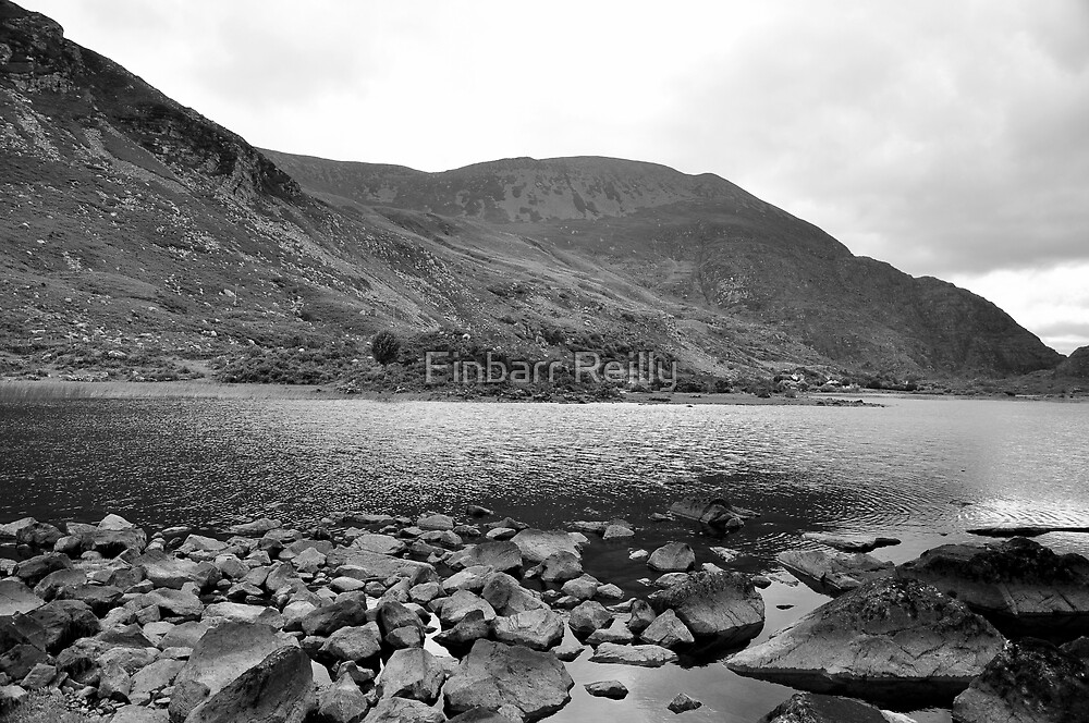 Gap of Dunloe. by Finbarr Reilly