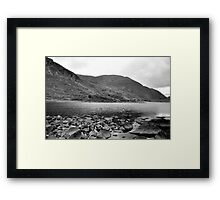 Gap of Dunloe. Framed Print