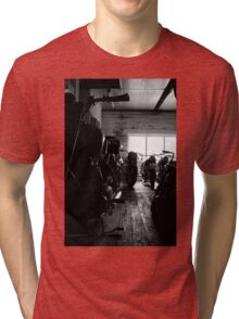 Just waitin' Tri-blend T-Shirt