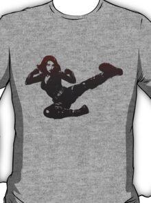Black Widow - Marvel / Avengers T-Shirt