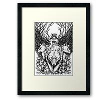Mononoke Hime Framed Print