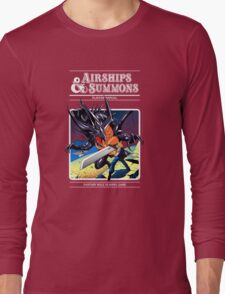 Airships & Summons Long Sleeve T-Shirt