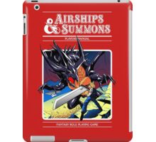 Airships & Summons iPad Case/Skin