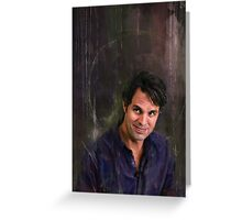 Doctor Banner Greeting Card