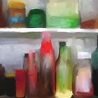 Condiments in my cupboard by Billyd21c