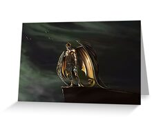 The Storm is Coming Soon Greeting Card