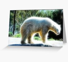 Spirit Bear: Greeting Card