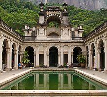 Parque Lage, Rio de Janeiro by Quasebart