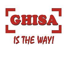 Ghisa is the way by dooweedoo