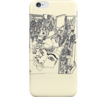 Fragments d'arts #01 iPhone Case/Skin