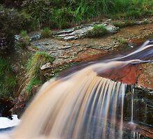 Fan of Water by Paul Gibbons