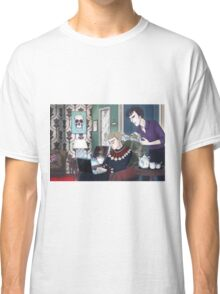 Late Lunch at 221B Baker Street Classic T-Shirt
