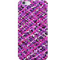 Pixie Pink Pixelation iPhone Case/Skin