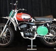 1971 Sweden Husqvarna Motocross 250 cc by Stephen Homer