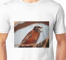 American Robin Unisex T-Shirt