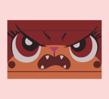 Angry Unikitty One Piece - Long Sleeve