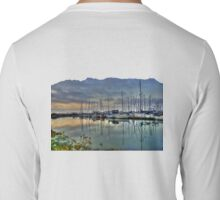 Silver Strand Marina Long Sleeve T-Shirt