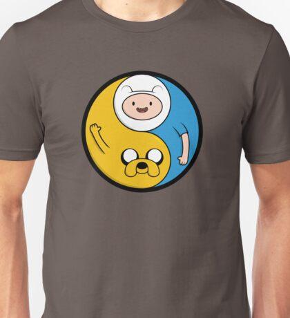 Jake & Finn Yin Yang Unisex T-Shirt