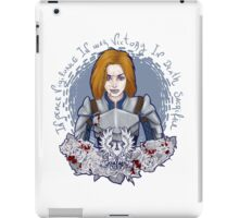 Grey Warden iPad Case/Skin