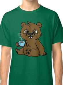Coffee Bear  Classic T-Shirt