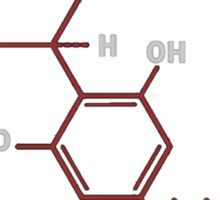 Delta-9-Tetrahydrocannabinol Sticker