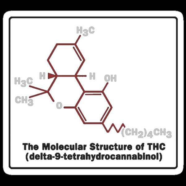 Delta-9-Tetrahydrocannabinol by boltage69