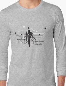 Futuristic Long Sleeve T-Shirt