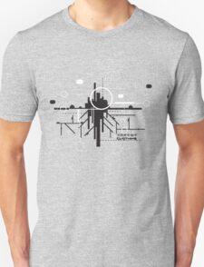 Futuristic T-Shirt
