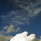 ©HCS The Big Cumulus And The Cirrus Mix IA. by OmarHernandez